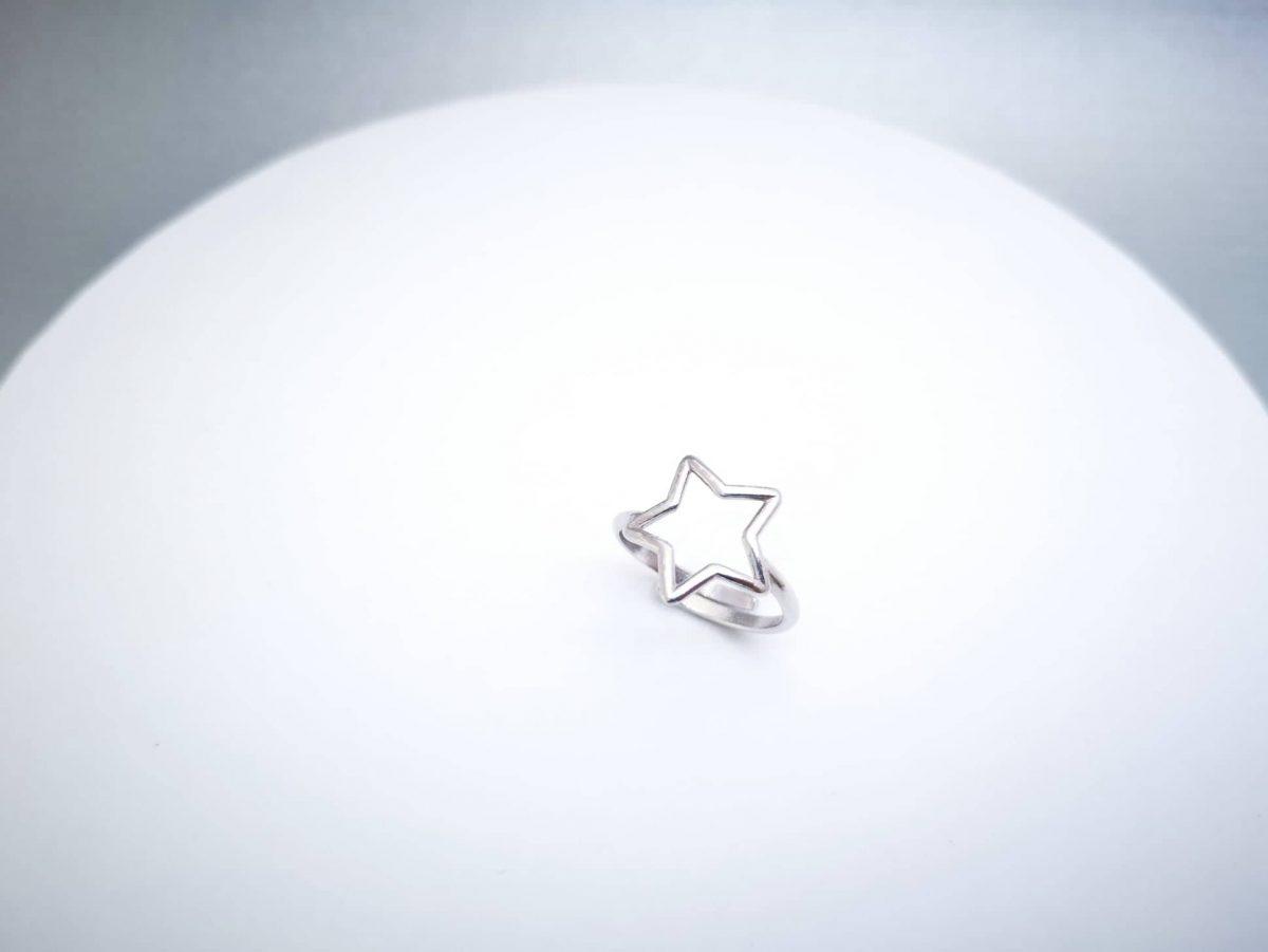 srebrni prsten star