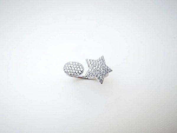 Silver Star prsten