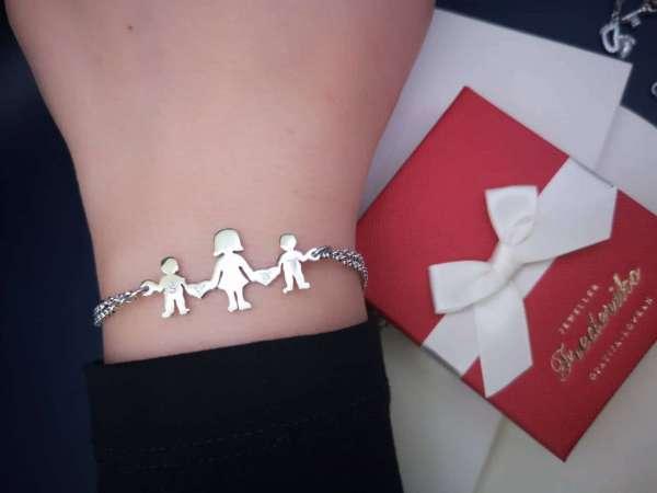 Obitelj srebrna narukvica