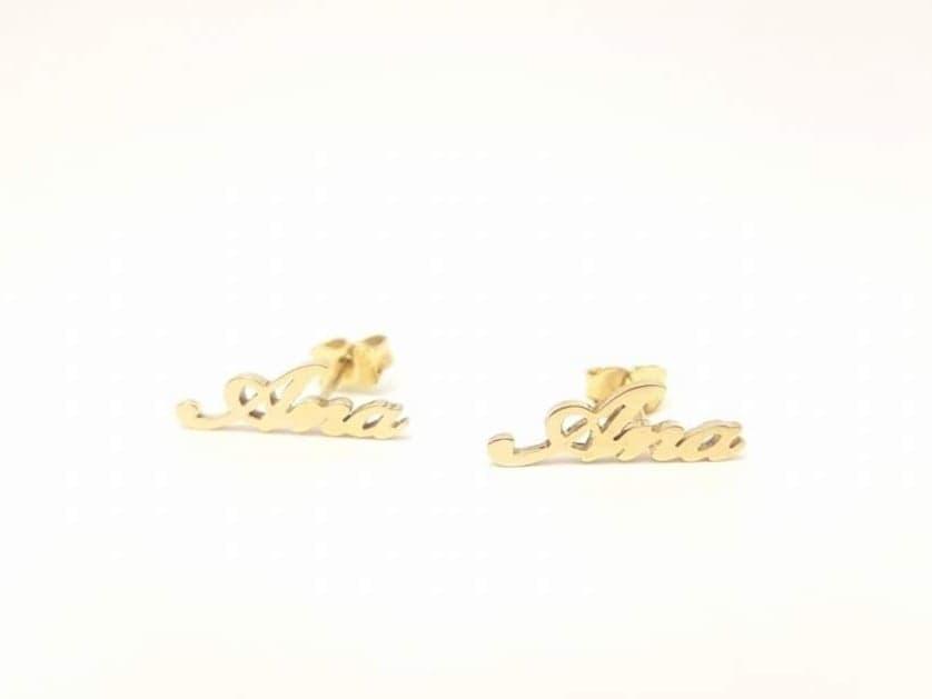Personalizirani nakit naušnice