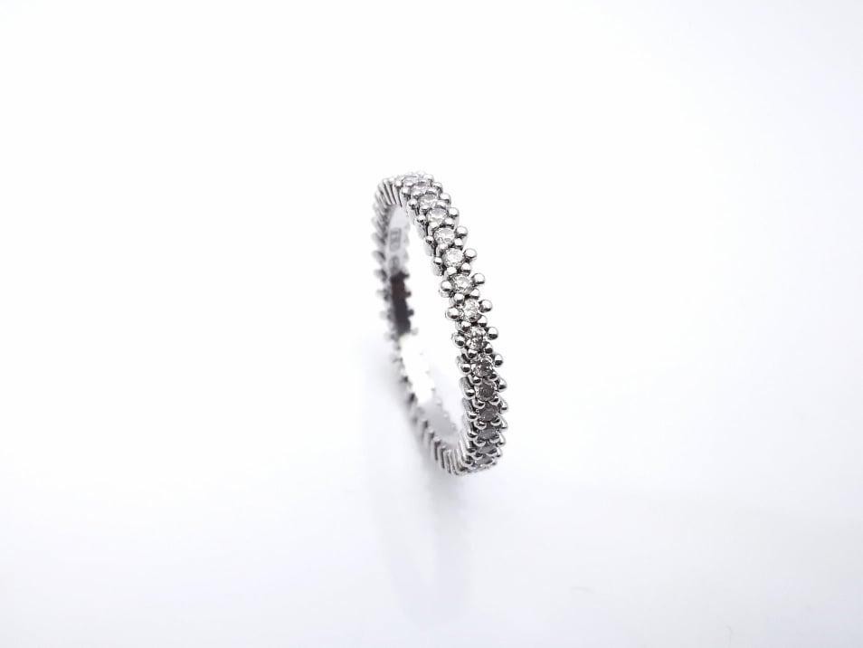 Eternity srebrni prsten