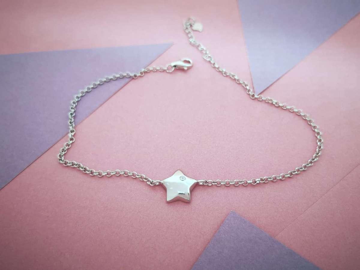 Zvijezda srebrna nanognica