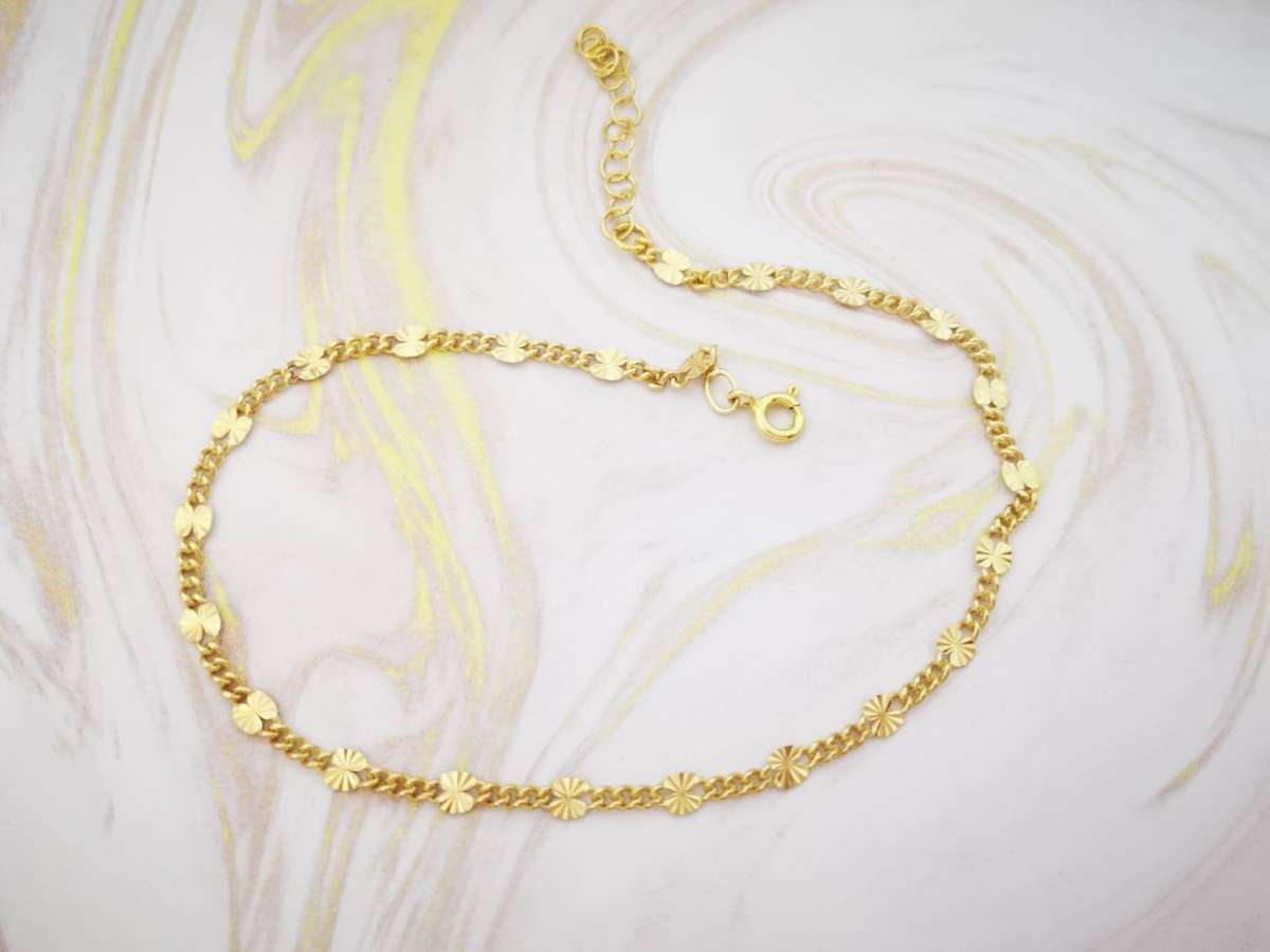 Srebrna nanognica golden
