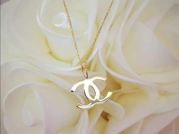 Zlatna ogrlica stylish